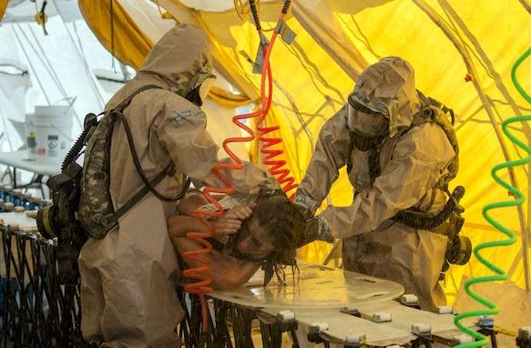 CERFP exercise, Colorado National Guard