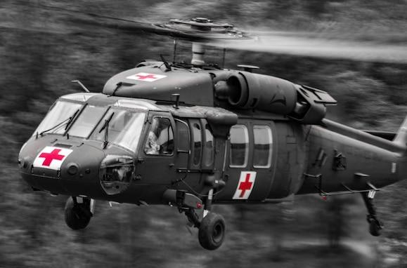 UH-60 Black Hawk MEDEVAC