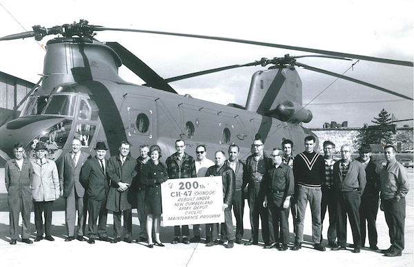 100 Years of Warfighter Support: Remembering Susquehanna's helicopter repair mission