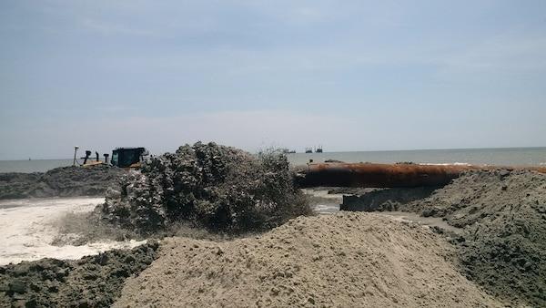 Myrtle Beach Renourishment