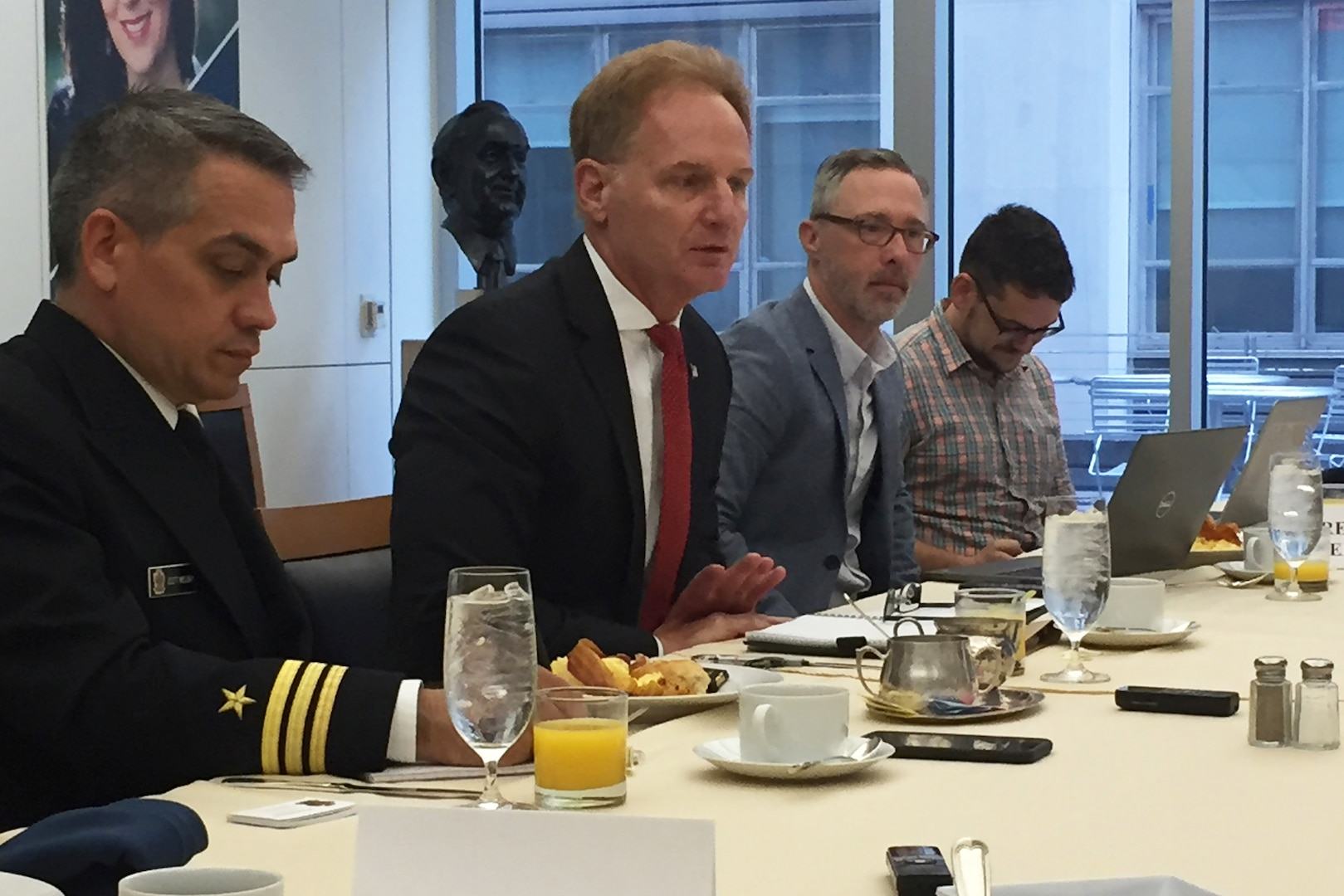 U.S. Could Help Pacific Allies Build Capabilities, Navy Undersecretary Says