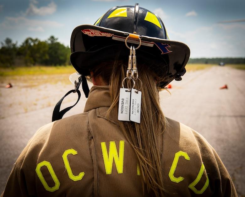 Eglin mass casualty exercise - Rescue