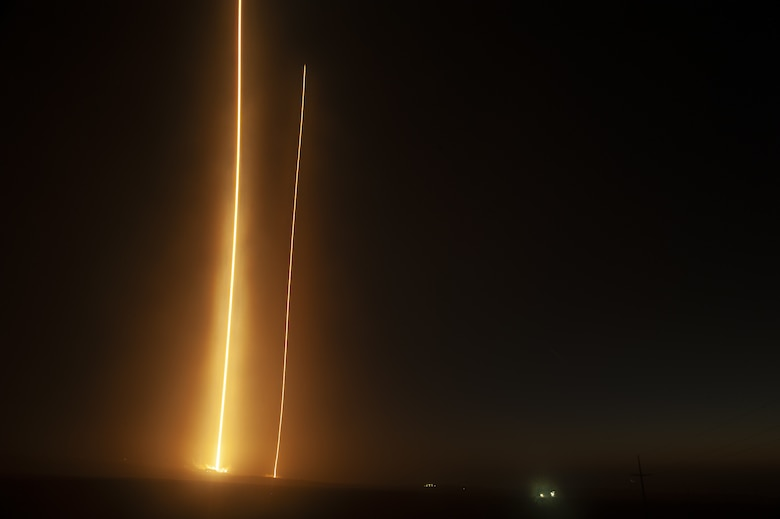 Vandenberg launches SpaceX Falcon 9