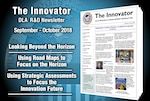 Read the latest on logistics R&D, a click away in The Innovator newsletter. Graphic by Paul Crank