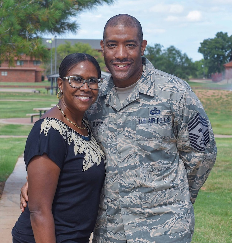 Meet your leadership: Chief Master Sgt. Eric Dugger