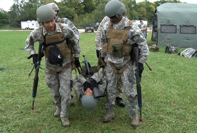 A wide range of technologies, including Ohio-based Hyprum's Tactical Mobility System (pictured) were integrated into training missions or demonstrated at Operation Tech Warrior in late September. (Courtesy photo)