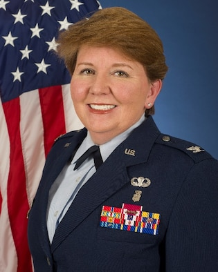 COLONEL (DR.) GIANNA R. ZEH