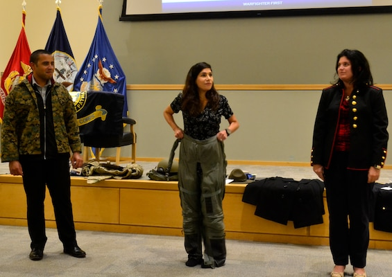 Troop Support Academy gives DLA employees first-hand glimpse of warfighter support