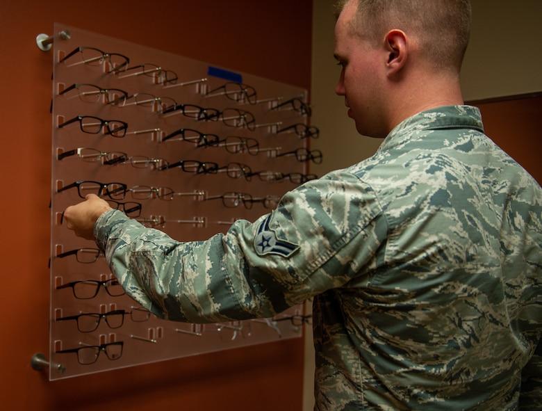 56th MDG Optometry