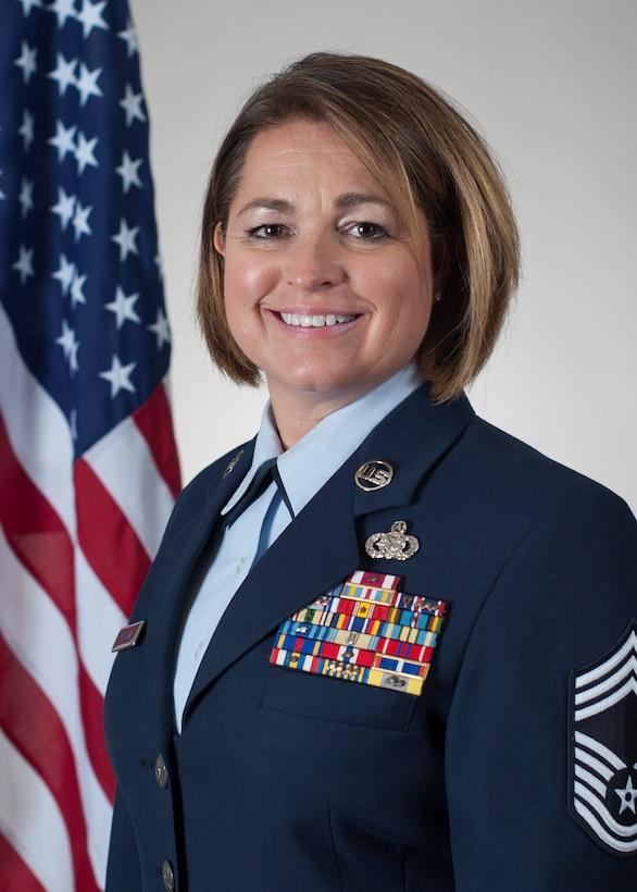 Chief Master Sgt. Kelly L. Bongiovi