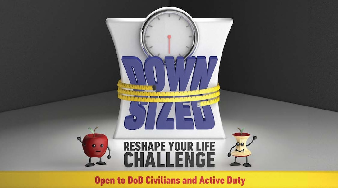"The ""Downsized"" Challenge, Air Force Material Command Health & Wellness Team"