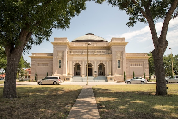 With its copper dome and unique style of architecture, the Main Post Chapel – otherwise known as the Gift Chapel – has stood out within the landscape of Joint Base San Antonio-Fort Sam Houston for more than a century.