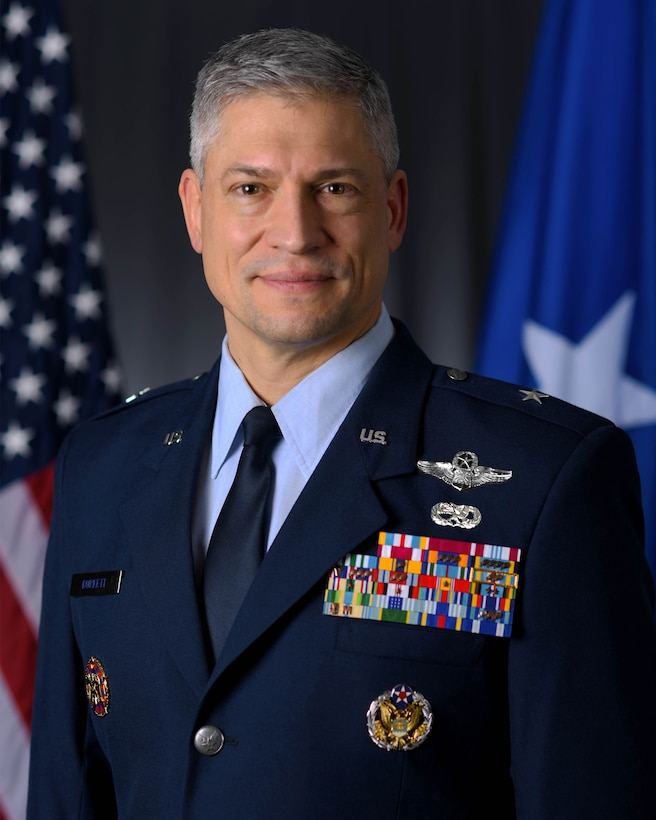 BRIGADIER GENERAL JEFFREY W. BURKETT