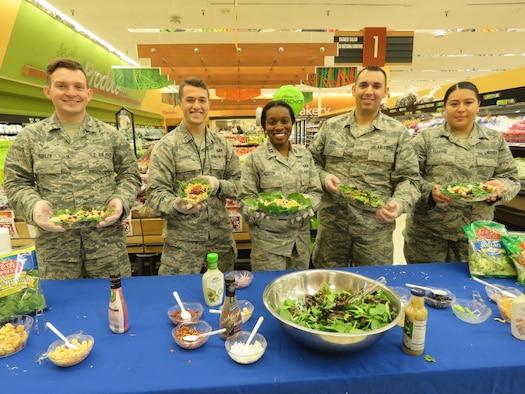 Salad Challenge
