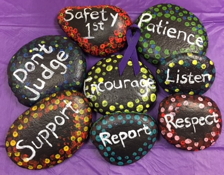 October is Domestic Violence Awareness Month. (Courtesy photo)