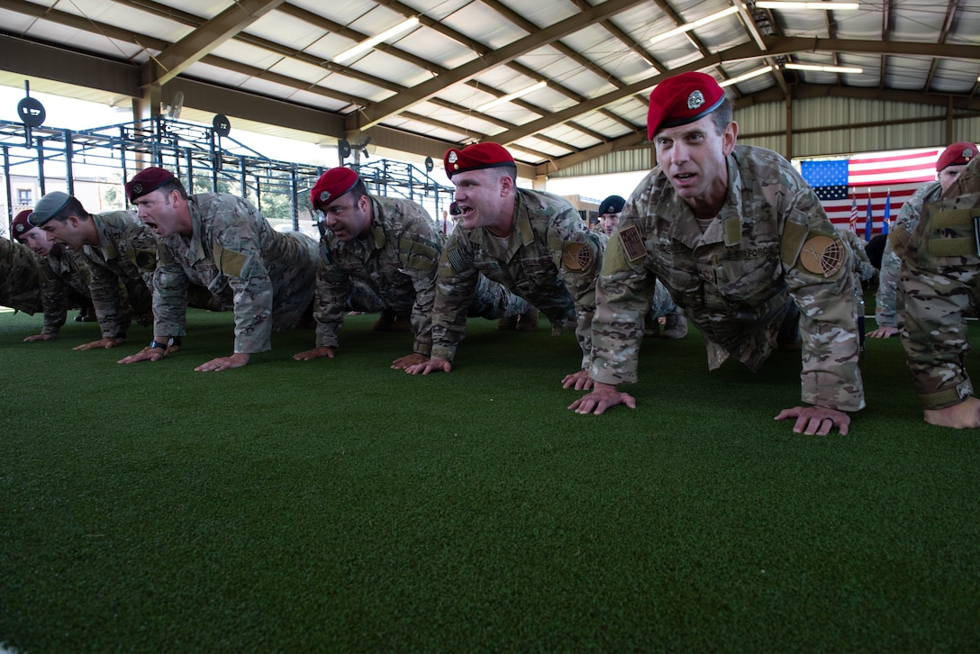 Special Warfare Training Wing Activation