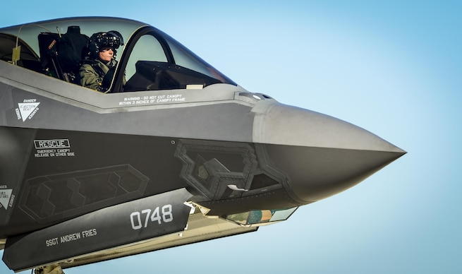 Located west of Phoenix, Luke Air Force Base is home to the 56th Fighter Wing, the largest fighter wing in the world and the Air Force's primary active-duty fighter pilot training wing. As part of Air Education and Training Command, and home to 24 squadrons with both F-35A Lightning II and F-16 Fighting Falcon aircraft, the 56th graduates more than 400 pilots and 300 air control professionals annually. The wing is also responsible for six additional squadrons under the 54th Fighter Group located at Holloman AFB, New Mexico, where F-16 training will move in the interim as Luke AFB transitions to become the primary pilot training center for the F-35A, the Air Force's newest multi-role aircraft.