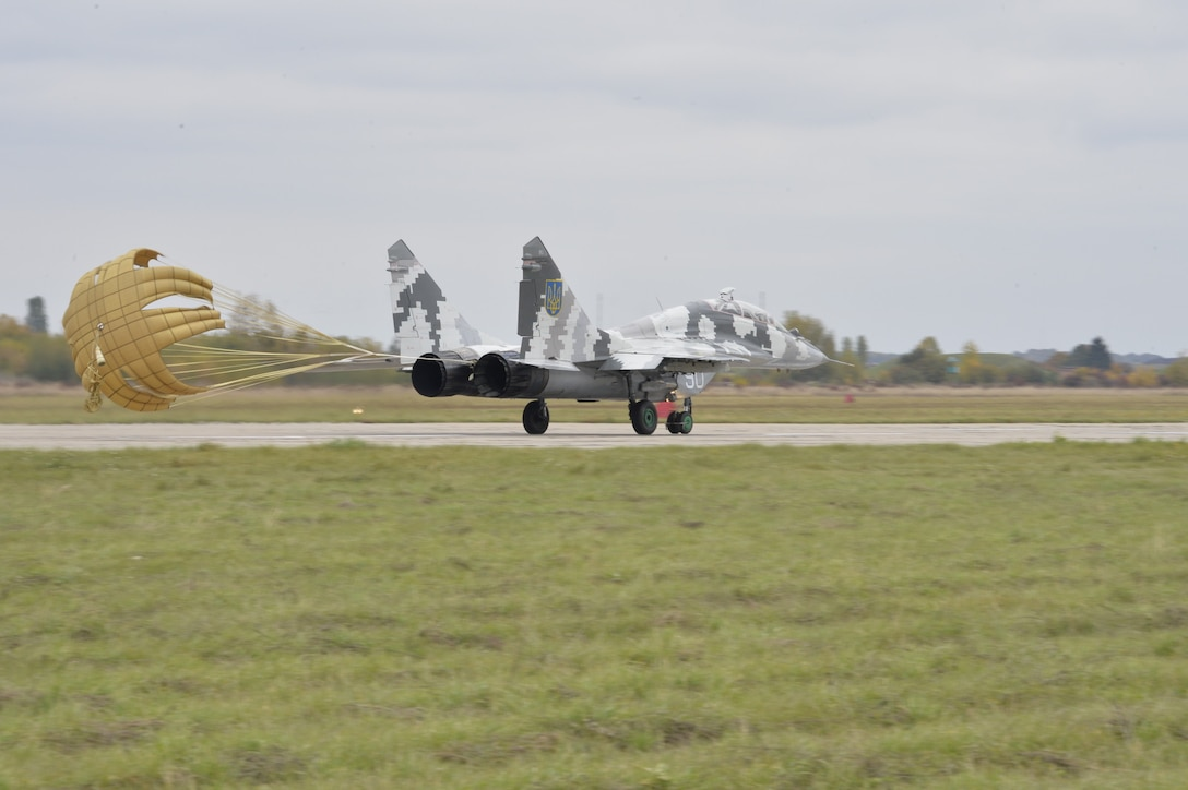 144th Fighter Wing takes part in Safe sky 2018at Starokostiantyniv Air Base, Ukraine.