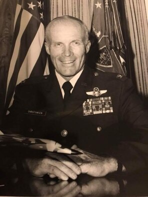 Col. (ret) Von R. Christiansen, 366th Tactical Fighter Wing commander, 1978-1980. (Courtesy photo)