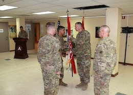Goetz takes command of Task Force Essayons