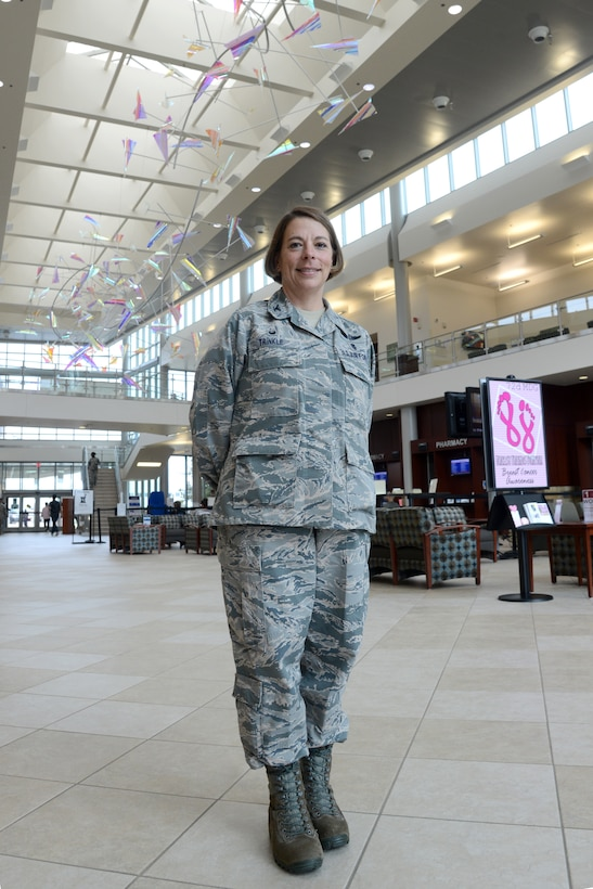 72nd Medical Group Commander Col. Jennifer Trinkle discusses the Military Health System, a standardization of medical reform between the Air Force, Navy and Army, which will ultimately provide even better trusted care and customer service to the patient.
