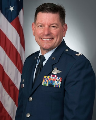 Col Shawn Werchan is the vice commander of the 445th Airlift Wing