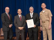 NUWC Division Newport engineer presented DON Superior Civilian Service Award