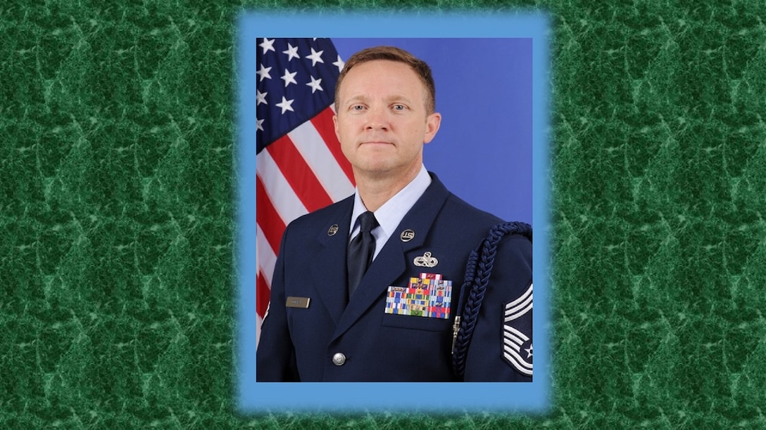 Chief Master Sgt. Scott A. Goetze