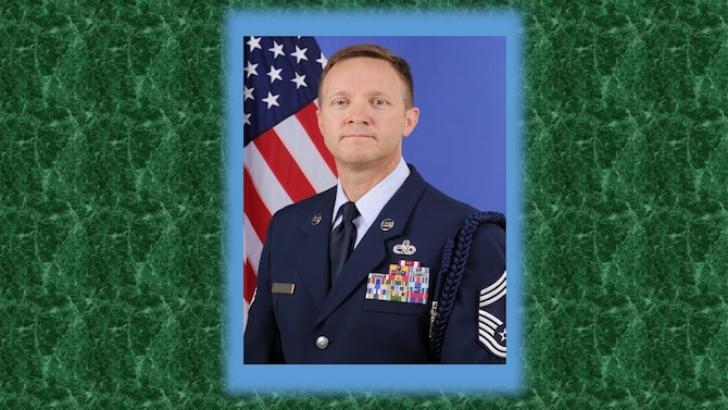 Chief Master Sgt. Scott A. Goetze