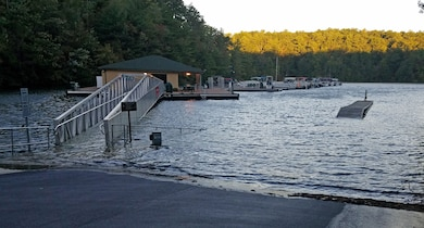 The effects of Hurricane Michael at the Wilmington District's Philpott Dam and Reservoir in Bassette, Virginia have closed several facilities. The Philpott Marina is closed due to the walkway being underwater, and all electric sites (1-47) in the Salthouse Branch campsite are closed. In addition, all boat ramps in Salthouse and Goose Point are closed, and the shelter at Twin Ridge is underwater.
