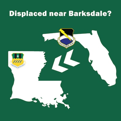 Barksdale support Tyndall evacuees