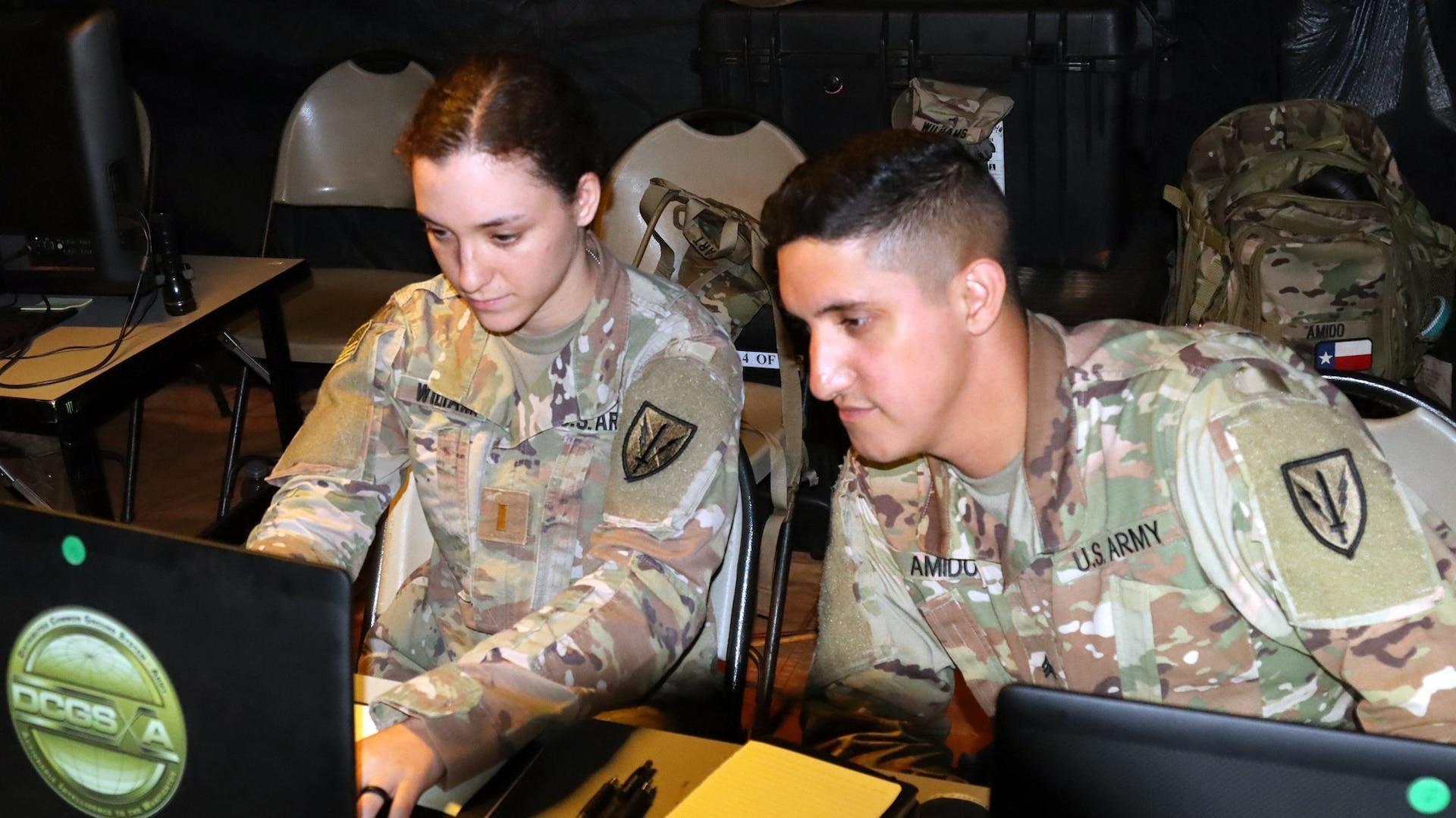 Tropic Lightning Soldiers hone skills in Warfighter