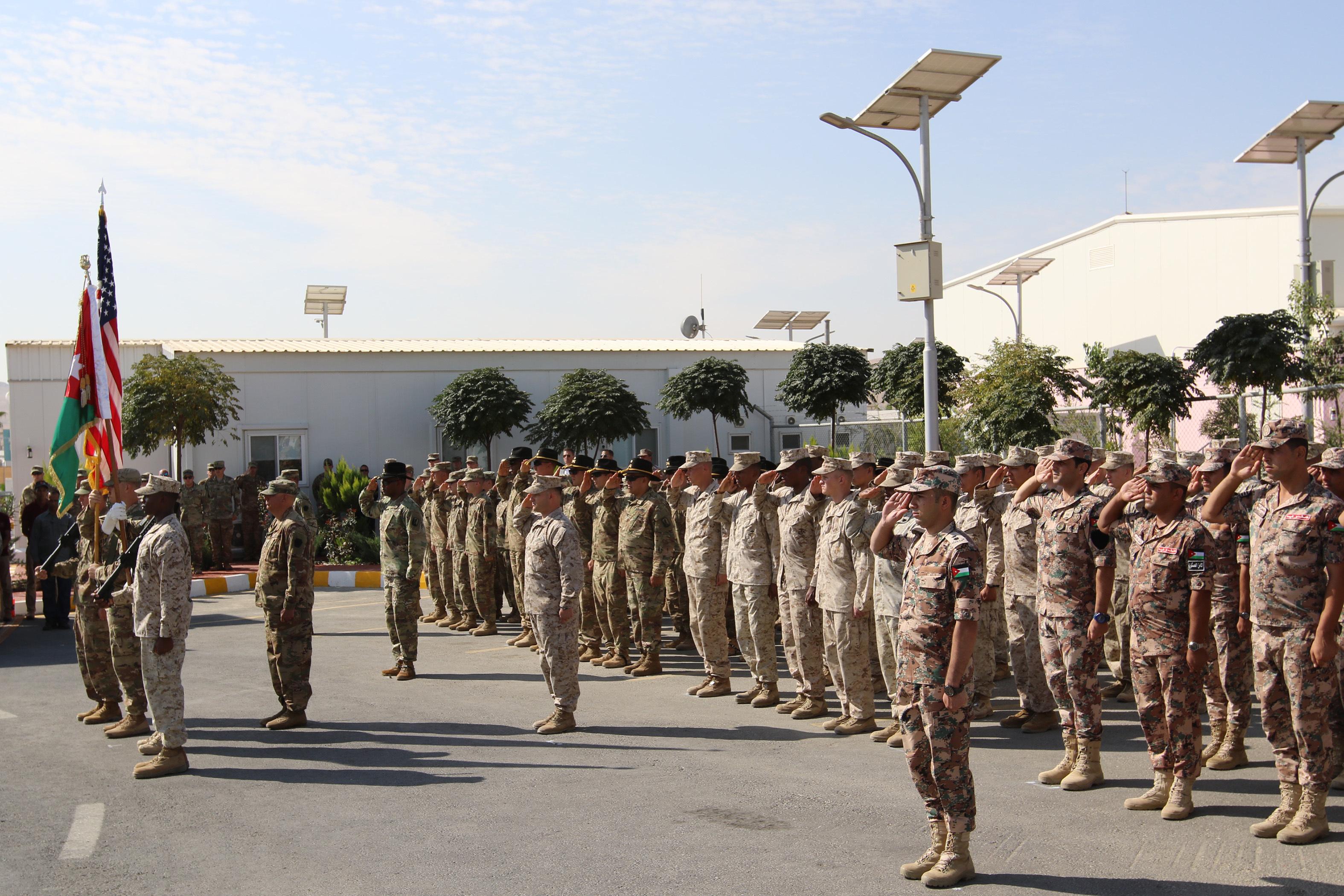 Buenos precios límpido a la vista varios estilos Joint Training Center expansion in Jordan enhances interoperability > U.S.  Army Central > News | U.S. Army Central