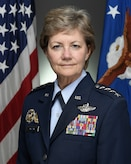 (U.S. Air Force courtesy photo of Gen. Maryanne Miller, Air Mobility Command commander)
