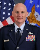 (U.S. Air Force courtesy photo of Maj Gen Sam C. Barrett, 18th AF commander)
