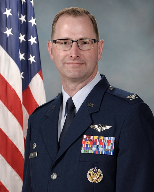 Col. Mark Knitz official photo