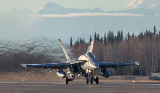 Coalition, U.S. Forces team up for exercise Red Flag