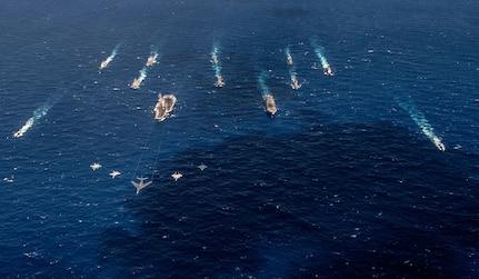 U.S. military, Japan Self-Defense Force prepare for exercise Keen Sword
