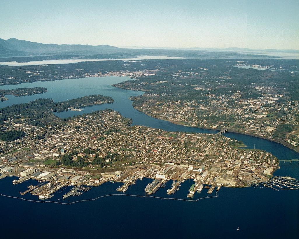 Puget Sound Naval Shipyard - Bremerton Washington