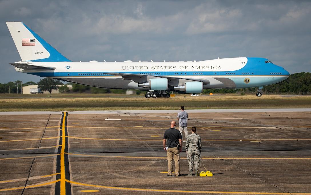 Presidential visit