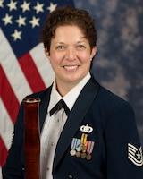 Technical Sgt. Sandra Johnson