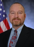 Mr. Michael Newman, director of staff, 711th Human Performance Wing, Air Force Research Laboratory, Wright-Patterson Air Force Base, Ohio. (Courtesy photo)