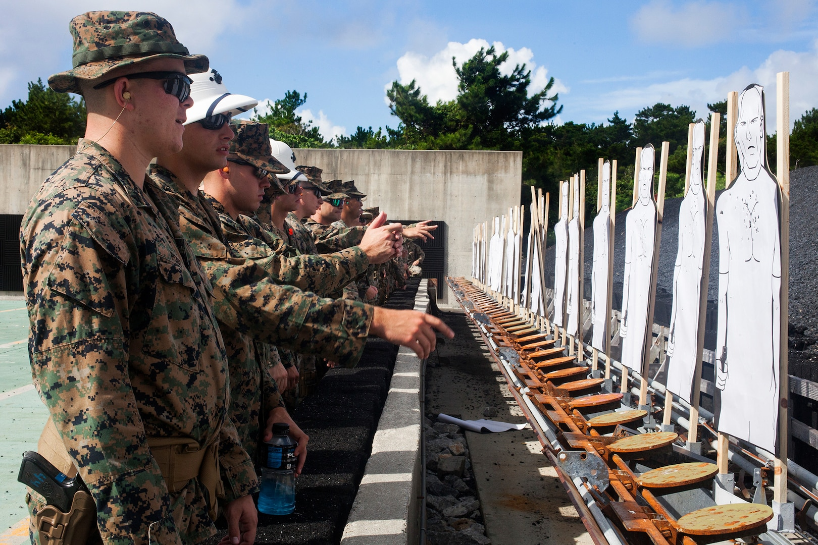 The Marine Corps Combat Pistol Program