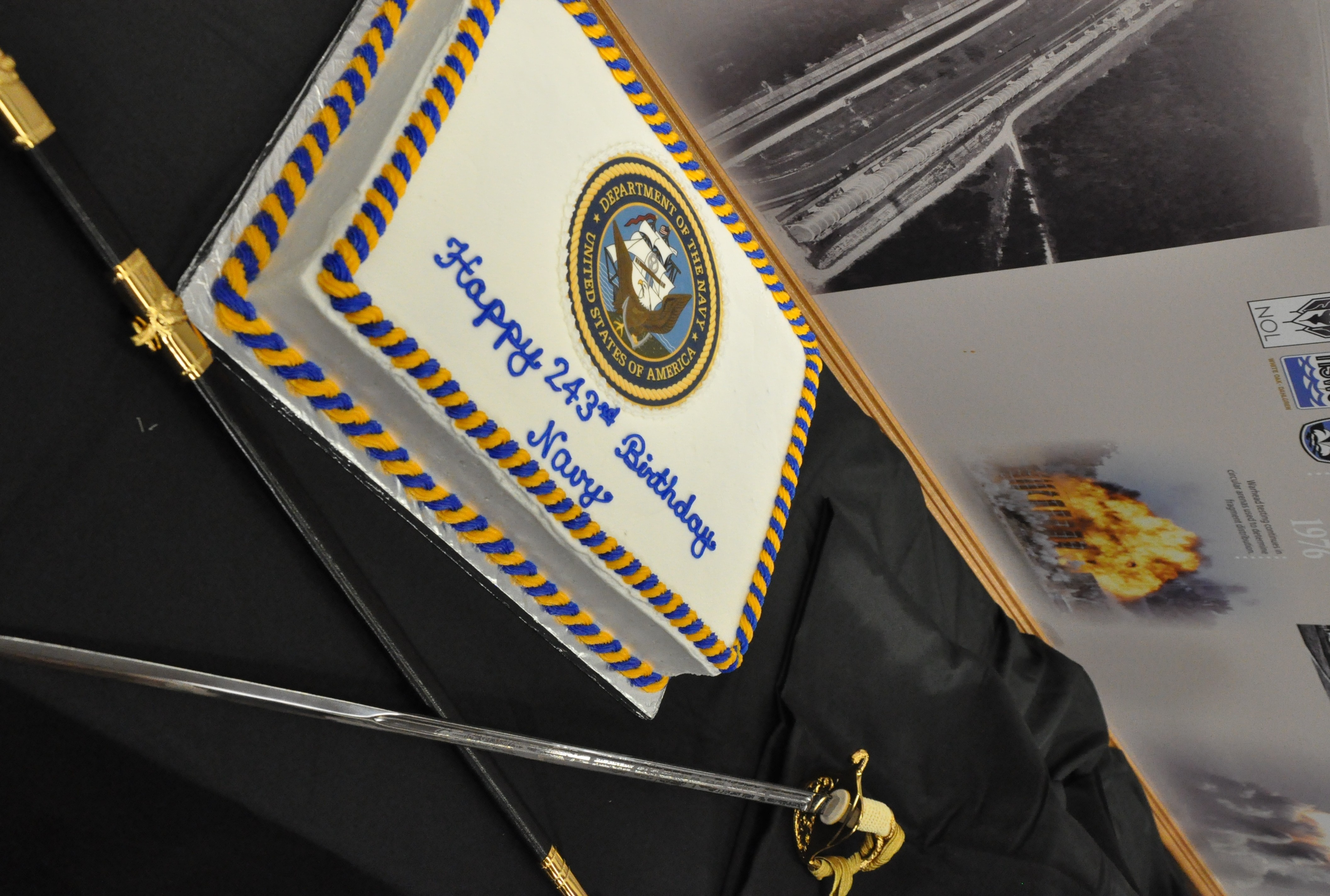 Phenomenal Nswcdd Celebrates The 243Rd Navy Birthday Funny Birthday Cards Online Fluifree Goldxyz
