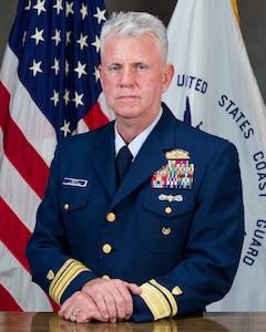 Rear Admiral Keith M. Smith photo