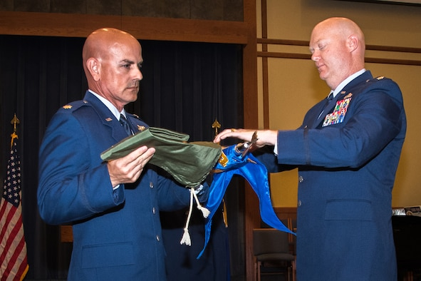 368th TRS activated at Fort Leonard Wood