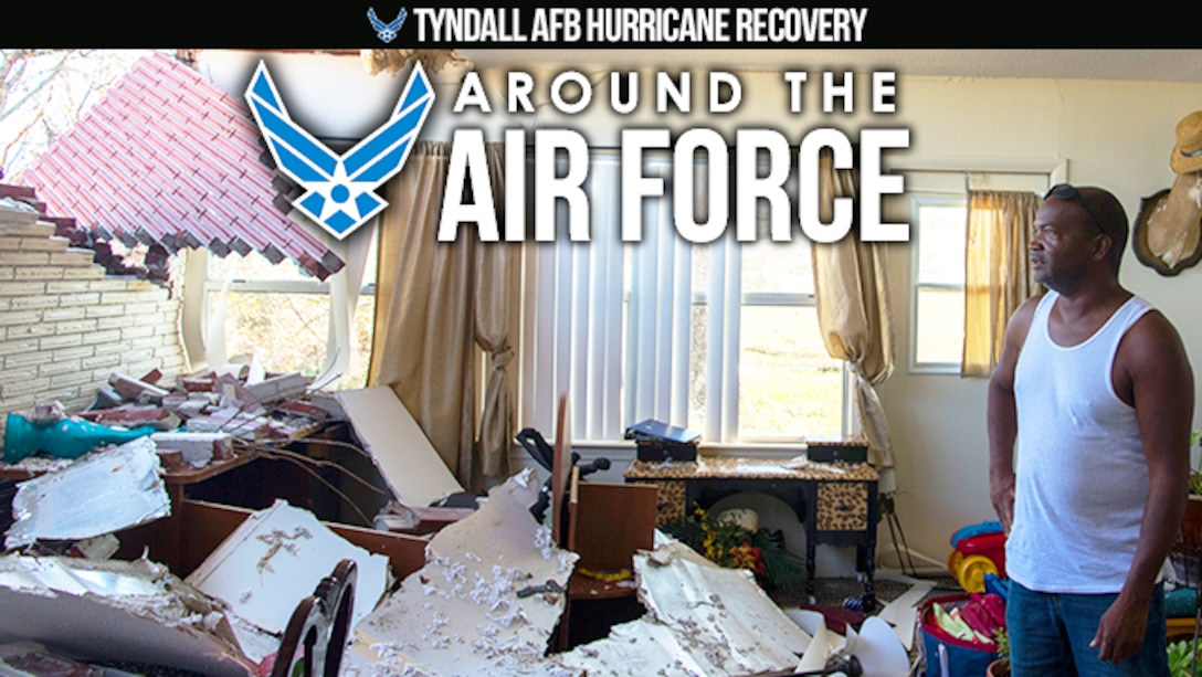 Tyndall AFB hurricane recovery