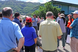Army Corps of Engineers completes Ala Wai Flood Risk Mitigation Project design charrette