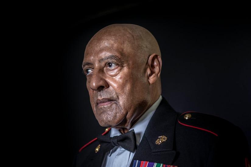 Portrait du Sgt.  Maj. John L. Canley