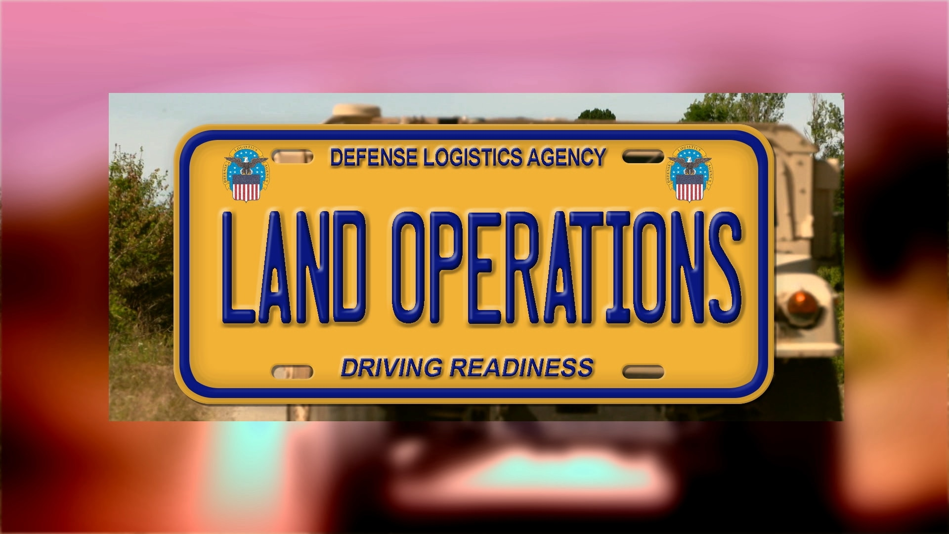 Driving Readiness Land Video Graphic